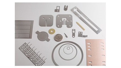 Photochemically Etched Components
