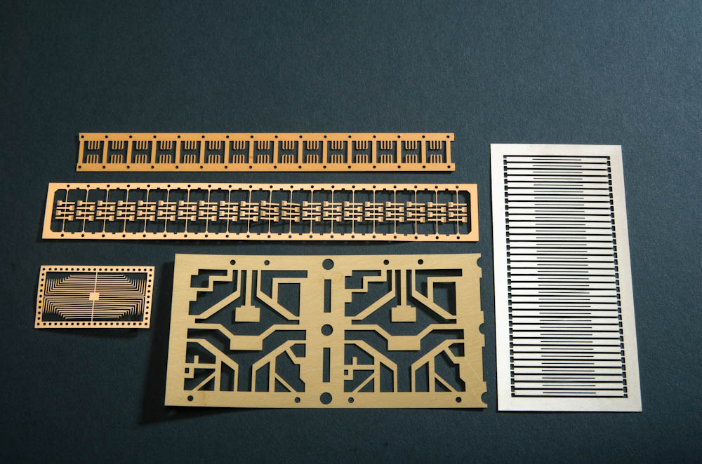 Plated and Etched Parts