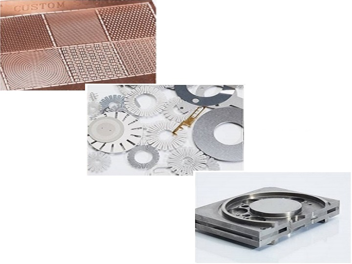 Etched Metal Screens and Parts
