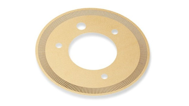 Photo Etched Encoder Disc