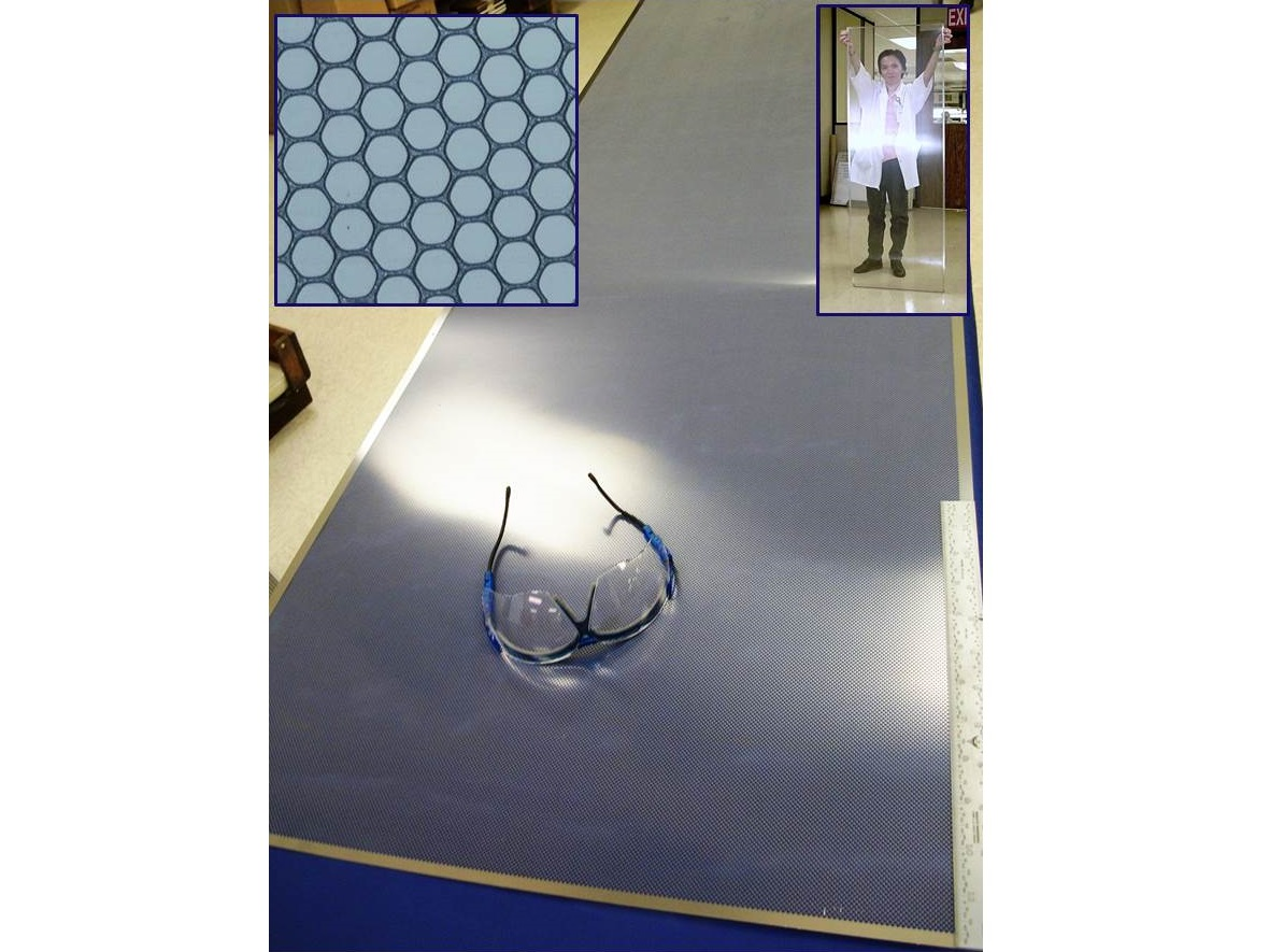Photo Etched Stainless Steel Panel Screen