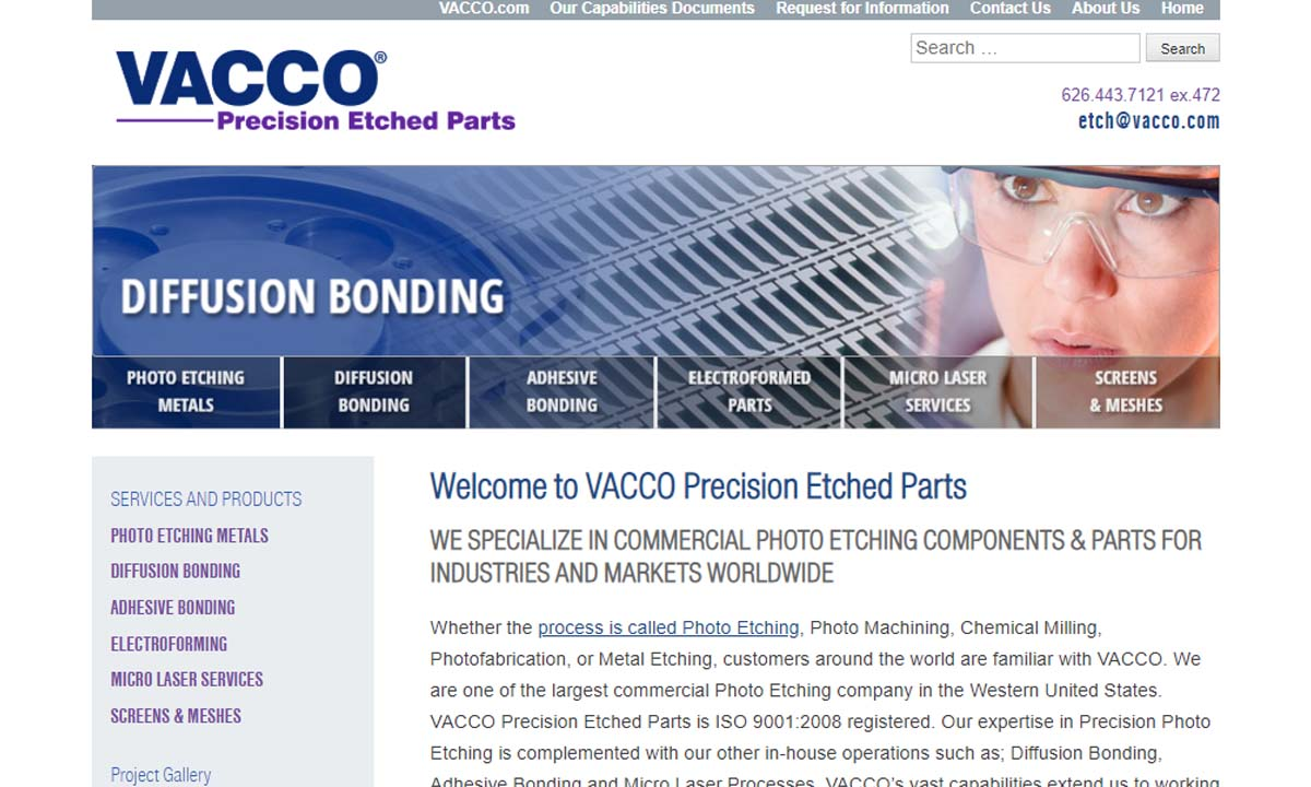 VACCO Industries, Inc.
