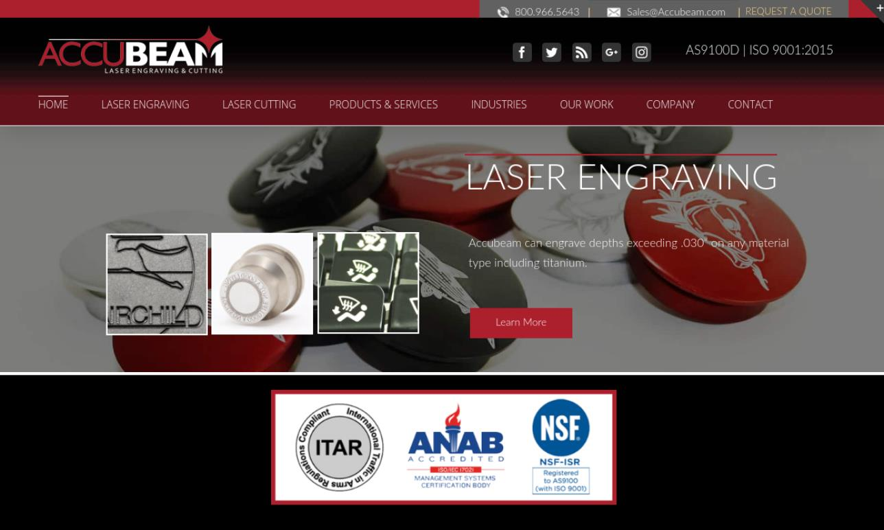 Accubeam Laser Marking, Inc.