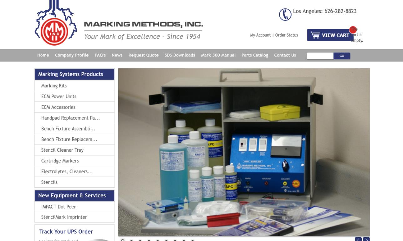 Marking Methods, Inc.