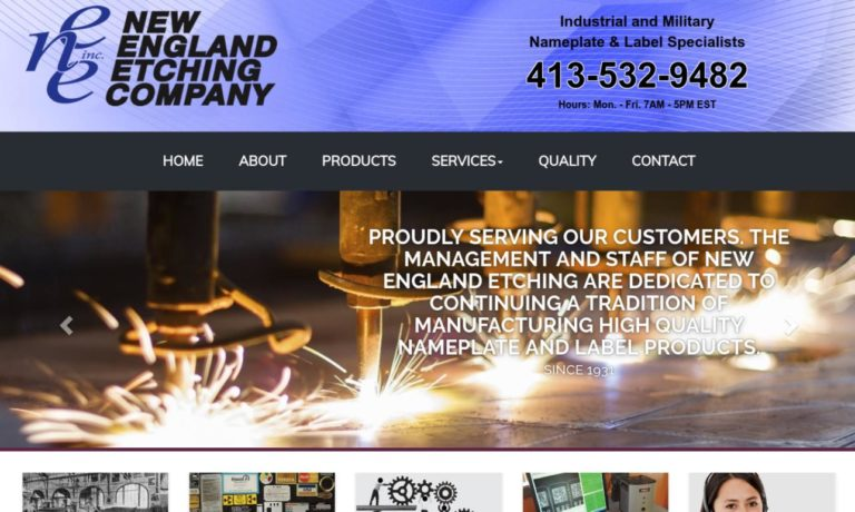 New England Etching Company