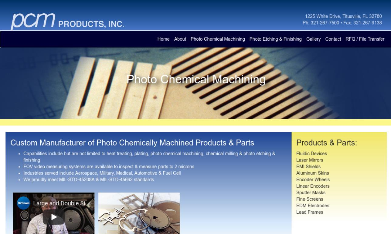 PCM Products, Inc.