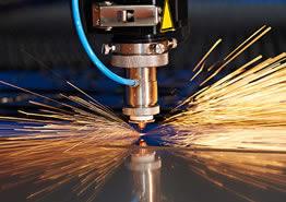 Laser cutting – American Industrial Company