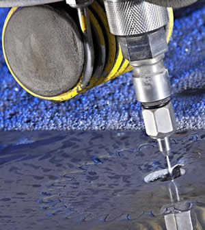 Waterjet Machining – Hydro-Lazer, Inc.