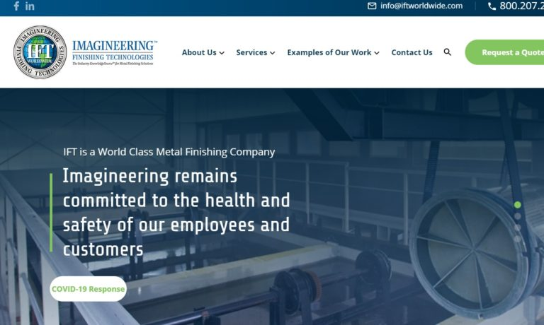 Imagineering Finishing Technologies