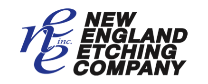 New England Etching Company Logo